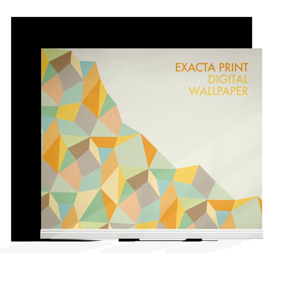 Bespoke printed wallpaper - Exacta Print