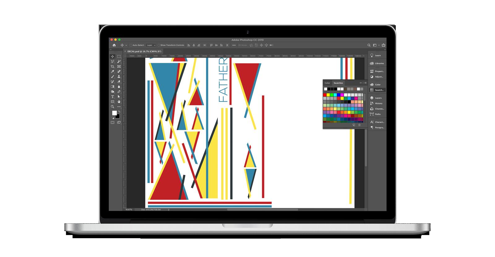 Artworking - Exacta Print