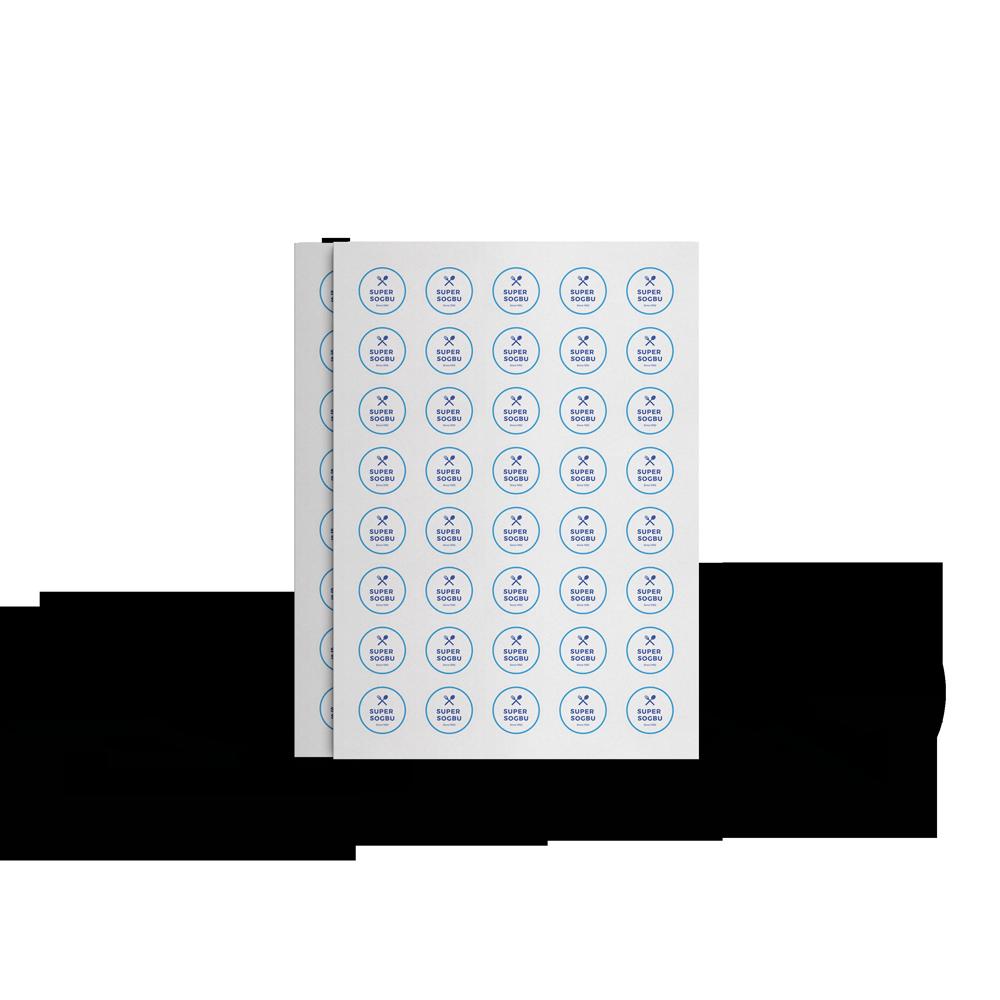 Printed Stickers + Labels - Exacta Print