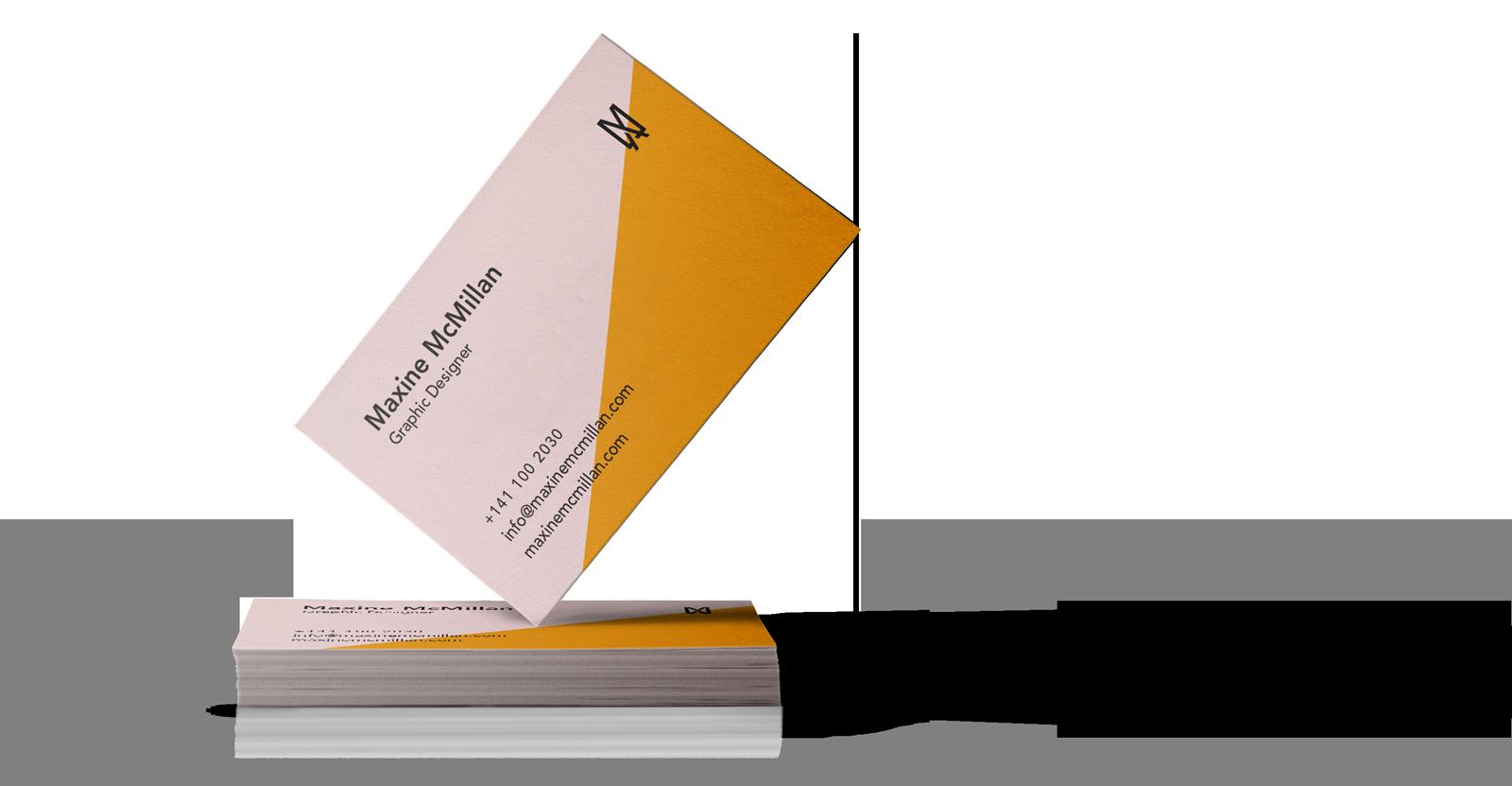 Exacta Print - Printed Business Cards