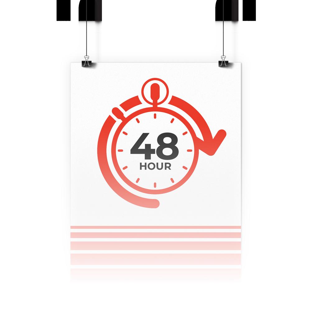 Exacta Print - 48 hour turnaround